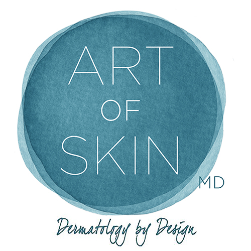 AOSMD-logo, Art of Skin MD, San Diego