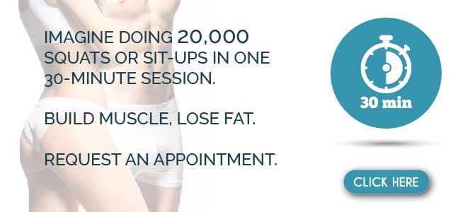Click to schedule your EMSCULPT appointment at Art of Skin MD