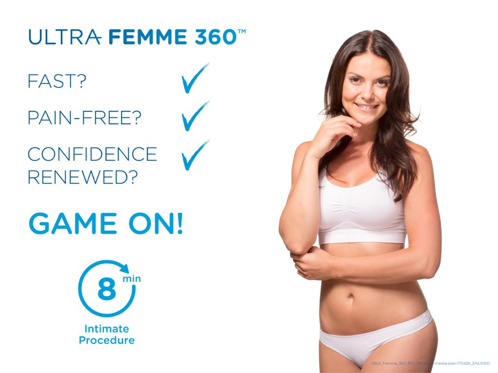 San Diego San Diego Ultra Femme 360 -Vaginal Rejuvenation