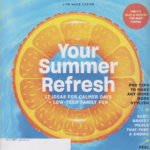 Real Simple summer issue skincare